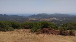 Vedetta punta Culurgioni(foto ML Cuccu) vista su capo Teulada