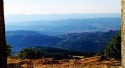 Panorama da Vedetta Monte Gonare (foto Francesca Orrù)