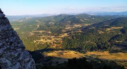 Panorama da Vedetta Monte Gonare (foto Francesca Orrù) 3