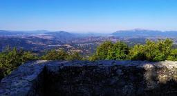 Panorama da Vedetta Monte Gonare (foto Francesca Orrù) 4