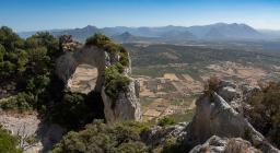 [FOTO M. CARA] Monte Tuttavista, Sa Preta Istampata
