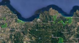 buggerru - Google Earth