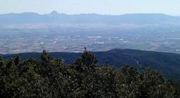 Vista da Sa trebina (foto B.Piras)