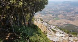 Panoramica dalla Vedetta di San Michele (foto A.Virdis)
