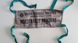 fascia milizia forestale anni '40