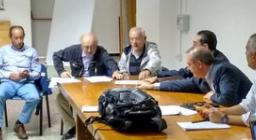 firma cai-ENTE FORESTE a Nuoro nel 2015