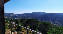 2° Panorama dalla vedetta Bargasola (foto F.Orrù)