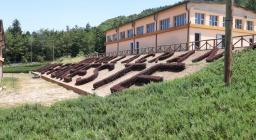 Sede operativa di Luas (Villagrande) - Foto N.Sanna
