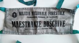 Fascia maestranze boschive anni '40