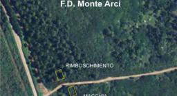mappa particella M.Arci