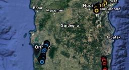 mappa riassuntiva spostamenti Aquila Bonelli 2018