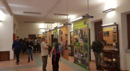 Studenti di Palermo in visita alle foreste sarde - museo supramonte