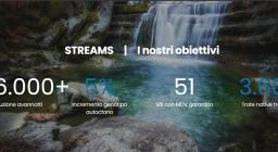obiettivi life streams