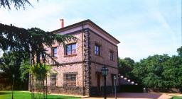 Edificio storico di Pranu Mannu