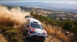 immagini Rally di Sardegna