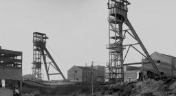 area mineraria di seruci - castelli (foto sito web Carbosulcis)