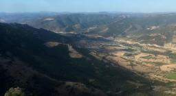 Tertenia panoramica da M.Siddu (foto D.Locci)