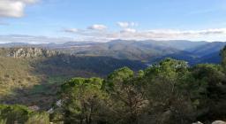 Panorama da vedetta bargasola (F.Orrù)