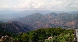 Panorama da vedetta Baunei (foto N.SAnna)