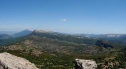 lo splendido panorama da Monte Novo S.Giovanni, Montes