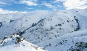 Fonni, la neve sul Gennargentu - foto in Digital Library