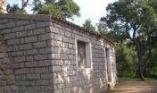 Lu Sfussatu, edificio del cantiere