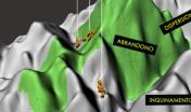 esempio di elaborazione 3D per il masterplan di Alase