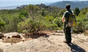 Foresta Settefratellli, campagna di rilievi per la manutenzione straordinaria del Sentiero ITALIA