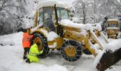 Emergenza Neve 2012 in Ogliastra