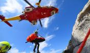 Soccorso Alpino (SASS) interventi