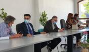 Oristano, firma contratti dei neoassunti impiegati di IV livello