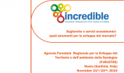 workshop incredible NUORO 2019 11