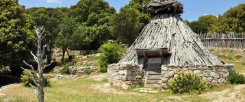 Antico Pinnetto di Silana (foto I.Ligia)