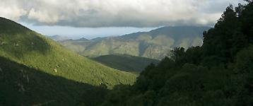 Pantaleo, panorama
