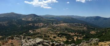 vedetta N.S. dei Monti, Fonni: sguardo sul Gennargentu 2