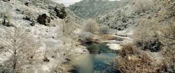 Pattada Monte Lerno  - Nevicata (ph. Ruiu)