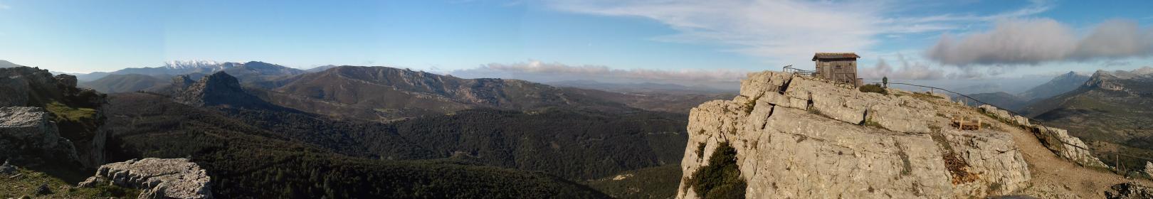 Panoramica Supramonte